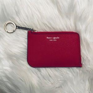 KATE SPADE Medium L-Zip Cardholder